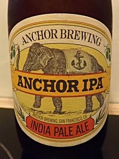 Anchor Brewing, Anchor IPA, USA