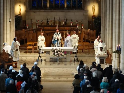 151208 - Year of Mercy Opening Mass