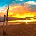 Lake Sakakawea Sunrise 2 by Jack Lefor
