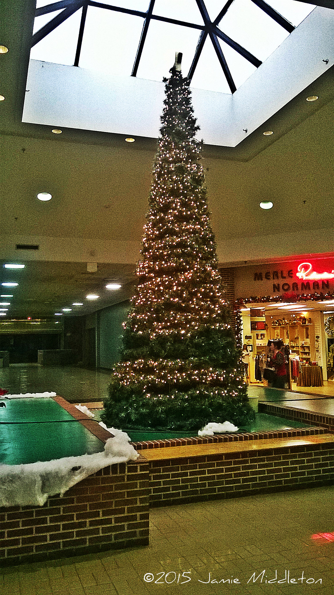 Merry Christmas From Village Center Mall