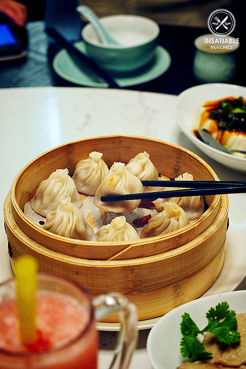 Xiao Long Bao, Taste of Shanghai, World Square. Sydney Food Blog Review