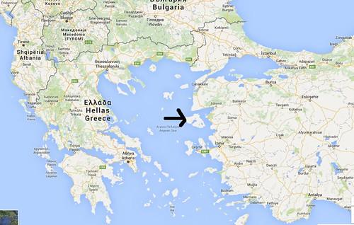Nos vamos a Lesbos como voluntarios a ayudar con el tema de refugiados