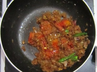 Creamy mutton curry - Steps (6)