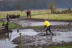 Simon Knee Deep in Mud Image