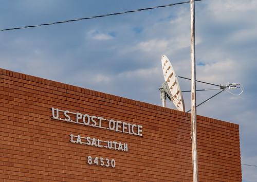 84530 lasal uspostoffice usps utah postoffice satellitedish unitedstates us