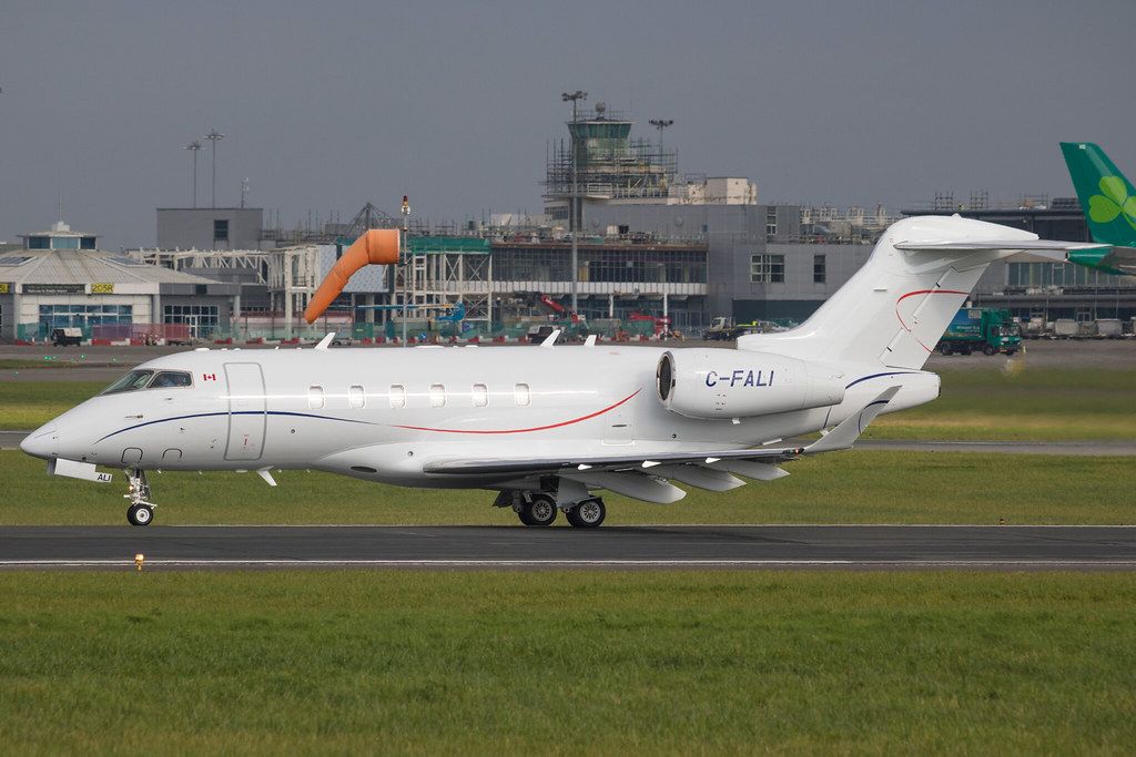 C-FALI - CL35 - Not Available