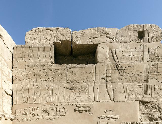 Karnak Temple: Horemheb