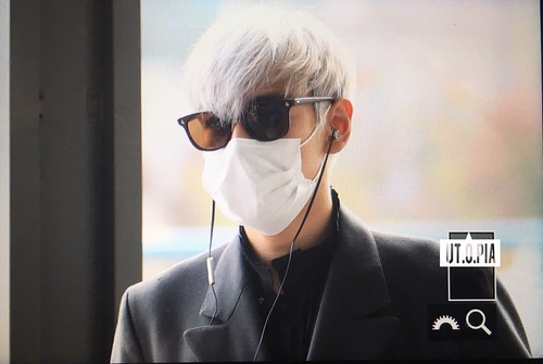 TOP Departure Seoul to Tokyo 2016-11-03 (5)