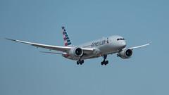 American Airlines N809AA (Boeing 787)