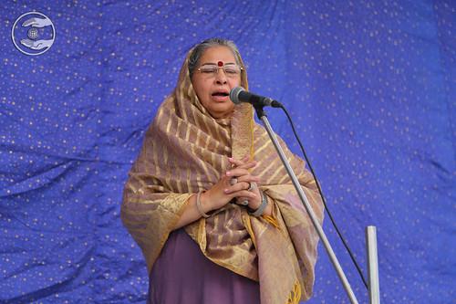 Anita Mahajan expresses her views