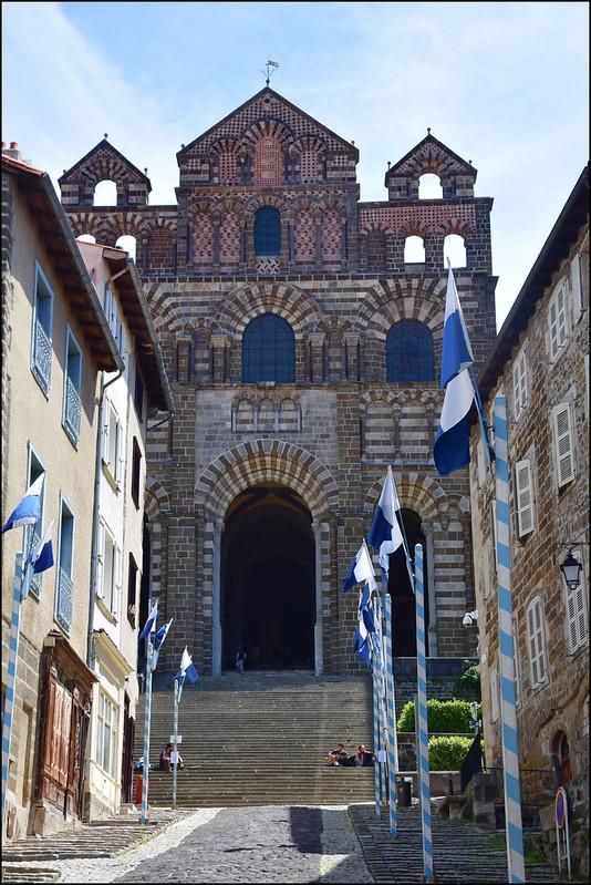 Le Puy, Cathédrale Notre-Dame-de-l'Annonciation