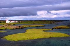 Seaside near Keflavik, Iceland