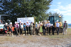 November 2016 Groundbreaking for New Tampa School
