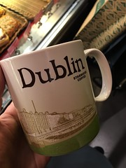 Starbucks in Dublin still carry and sell the classic mug design !