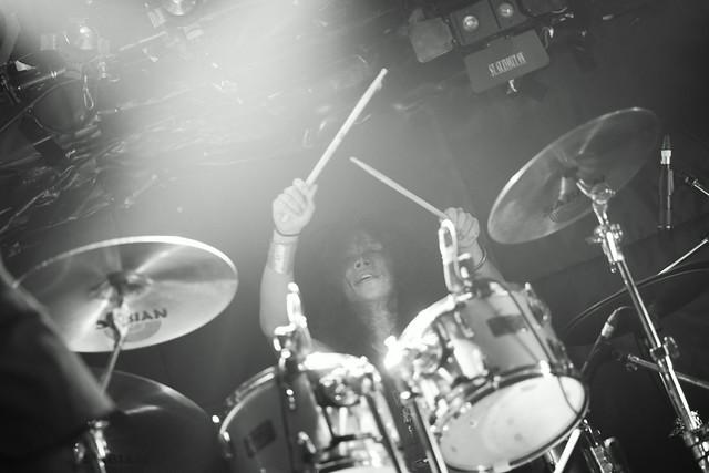 熊のジョン live at Outbreak, Tokyo, 19 Aug 2015. 388