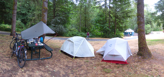 Camp Panorama, Tolt-McDonald Campground
