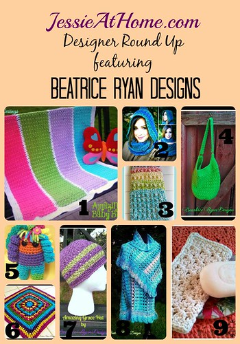 Beatrice Ryan Designs Round Up from Jessie At Home