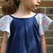 The Tip top dress by Petit a Petit and Family - size 5