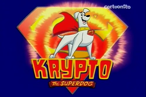 Superman Krypto the Superdog (2005–2006, 39odc)