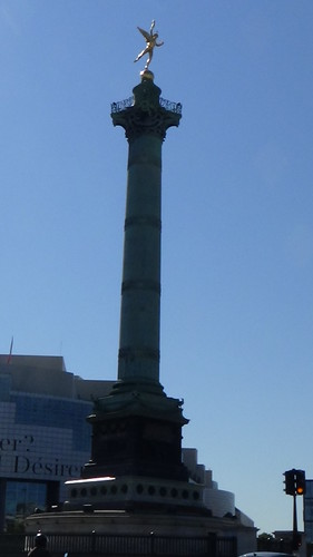 Paris Place de la Bastille Aug 15 (1)