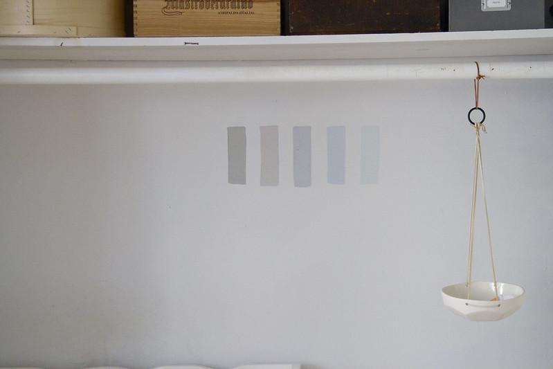 a closet reimagined | benjamin moore natura | reading my tea leaves