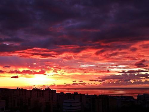 españa sunrise spain andalucia amanecer costadelsol marbella