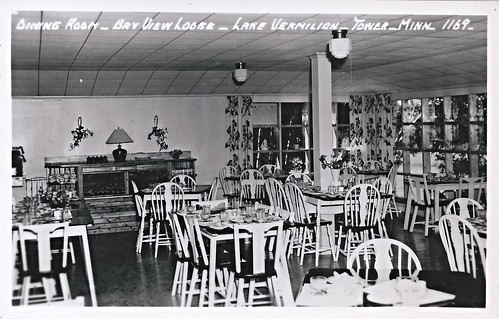 diningroom lakevermillion bayviewlodge towerminnesota