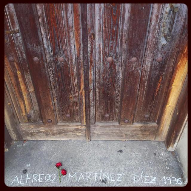 NO PUDIERON BORRAR #TODOLOSNOMBRES - LOS LUGARES DE LA MEMORIA