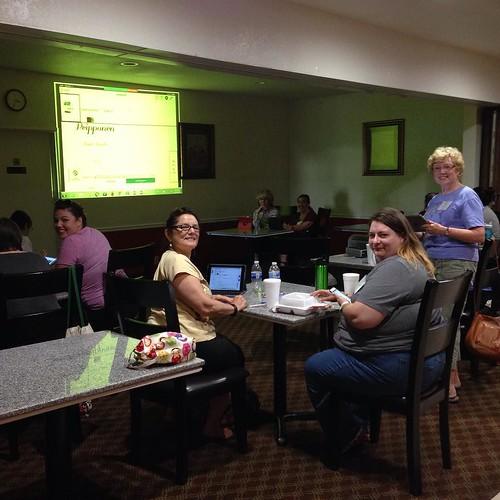 More Knit Companion class. Great job, Barb! #cfr7