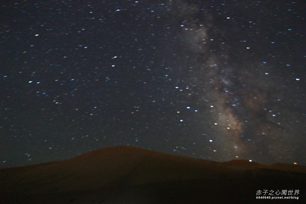 絲路-敦煌鳴沙山月牙泉-沙漠露營27