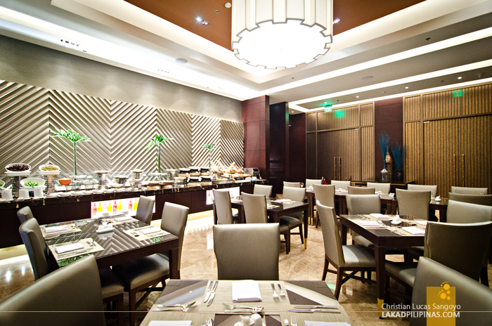 Crimson Hotel Alabang Eight Cafe Buffet
