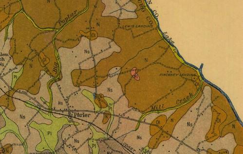 1913 Soil Map