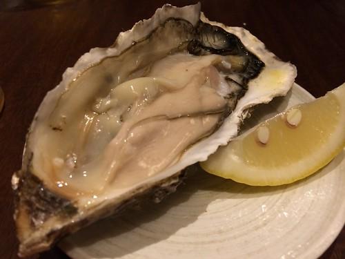 北海道厚岸(あっけ)産 生牡蠣@和み家 魚えん
