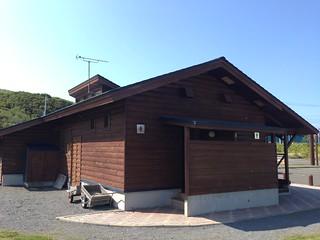 rebun-island-kusyu-lakeside-camp-site-wc