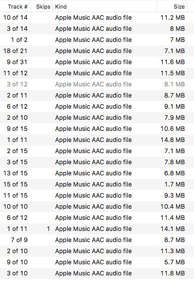 Apple Music Cancelled Errors