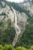 День 8. Дорога до люцерна - ехали мы дальше, вдруг справа увидели очень красивый водопад