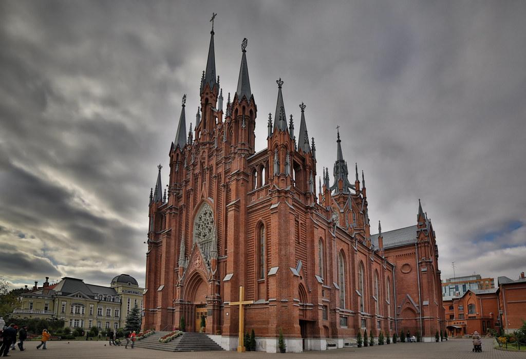 Картинки по запросу 1. Римско-католический собор москва