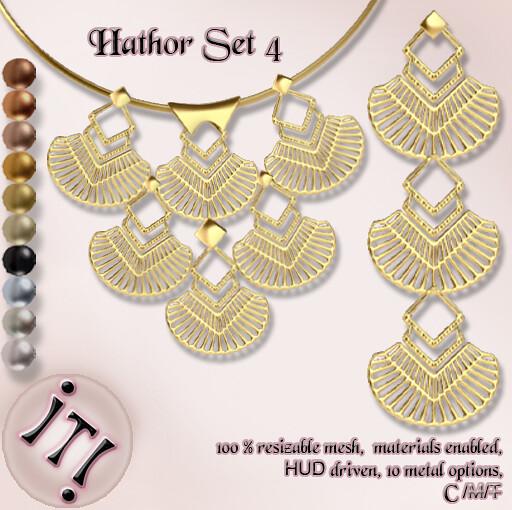 !IT! - Hathor Set 4 Image