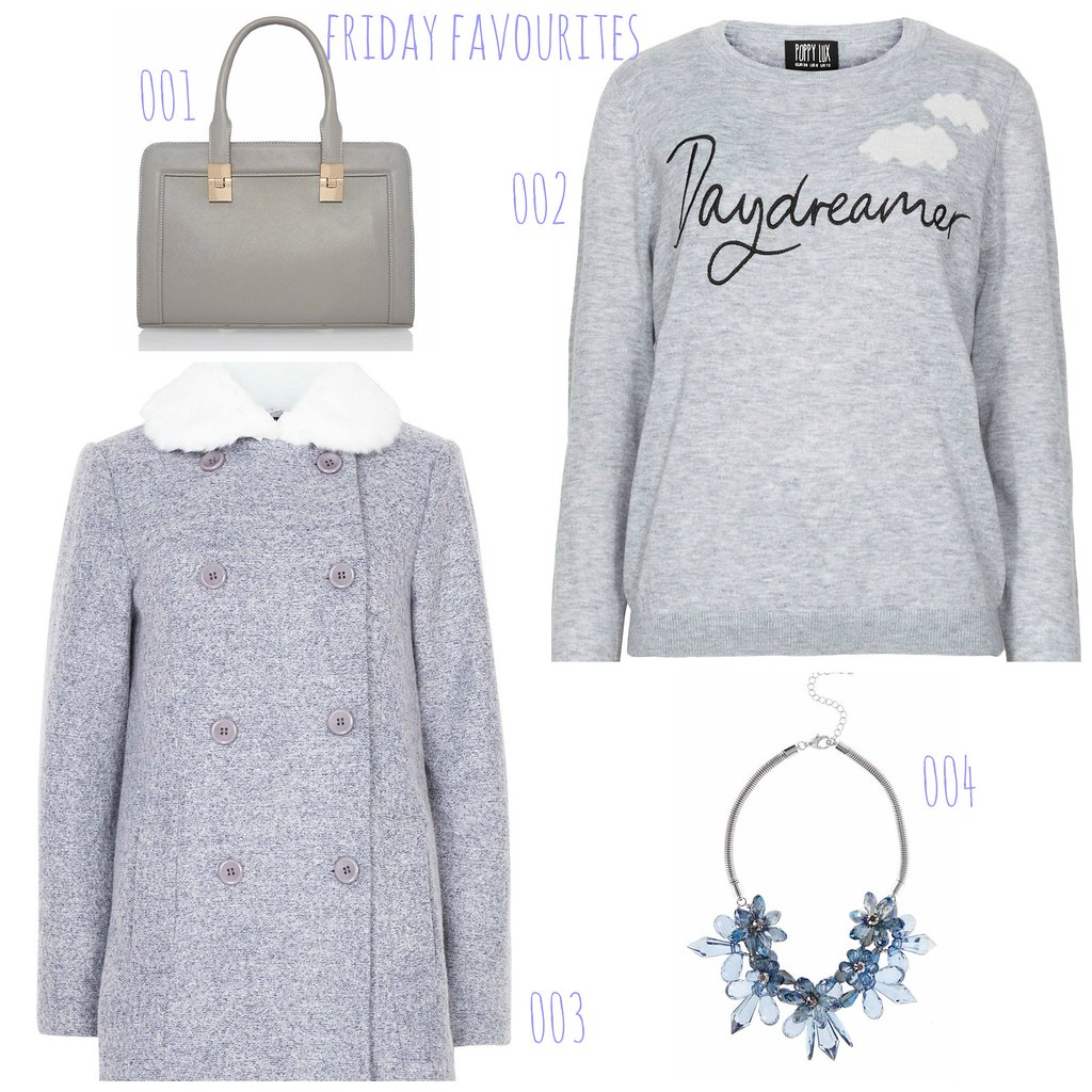 Friday Favourites Collage