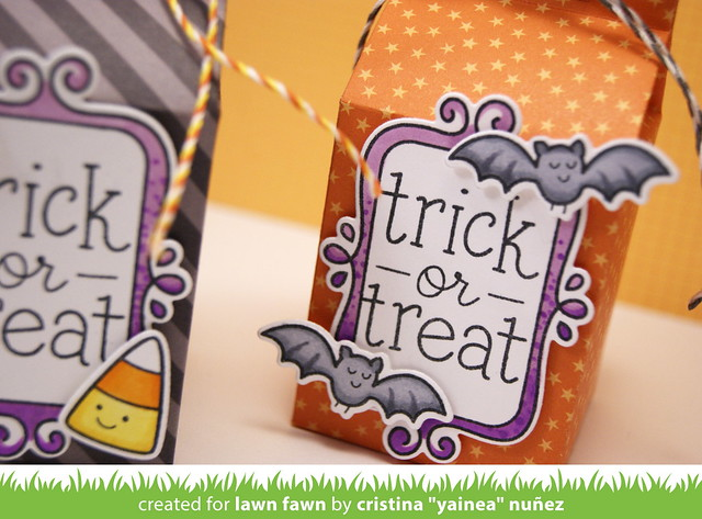 Trick or Treat boxes 1