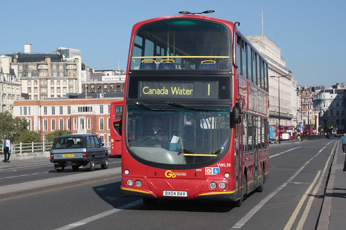 London General VWL38 BX04BAV