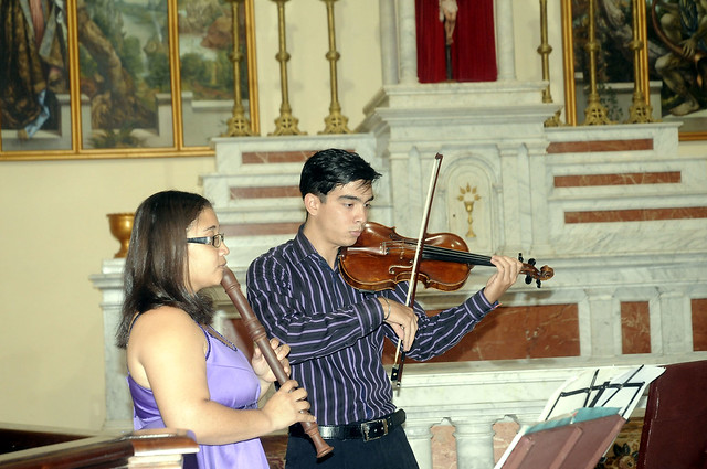 Exsulten, música antigua