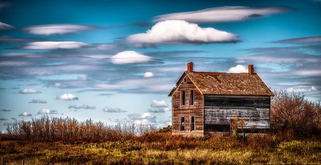 Saskatchewan House