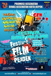 poster_festival band & film