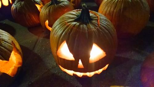 Pumpkin Carving Party, October 23, 2015