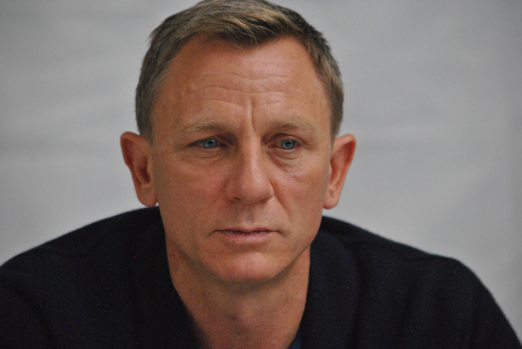 Дэниел Крэйг — Пресс-конференция «007: СПЕКТР» 2015 – 39