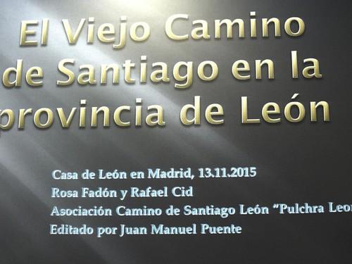 Casa León en Madrid