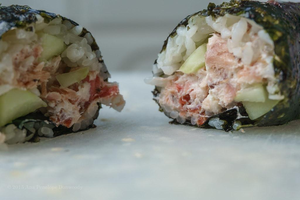 Rolling Sushi No. 8
