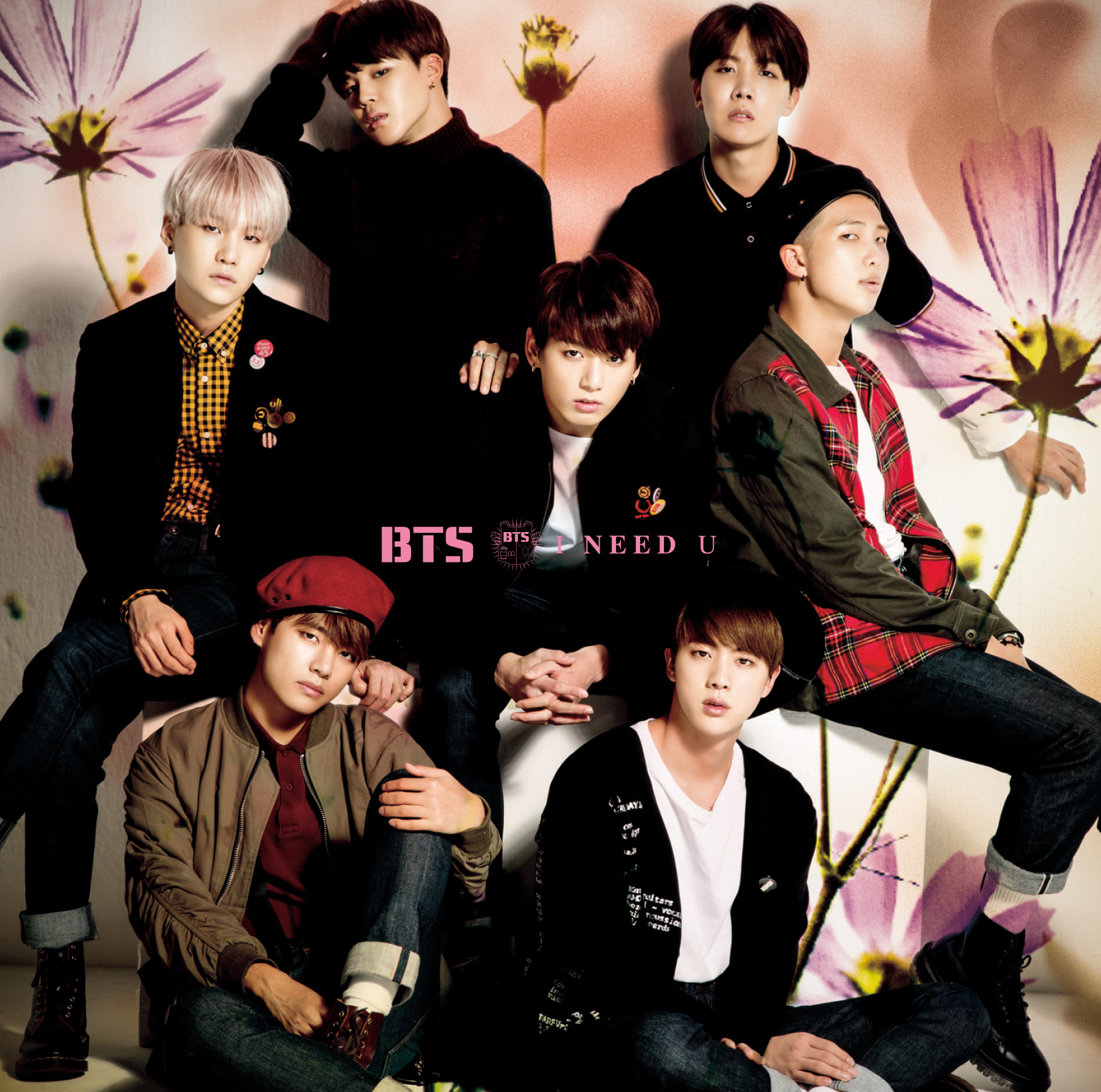 [Info] BTS 5th Single Album I Need U (Japanese Ver.) [151112]