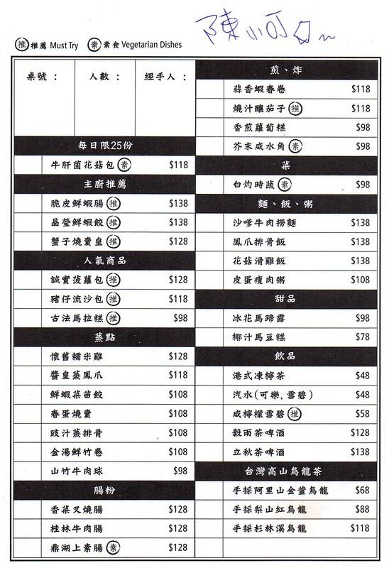 【台北微風信義百貨美食】點點心台灣,來自香港的人氣港式點心專門店。點點心台北微風信義店(附菜單)(台北捷運市政府站3號出口)